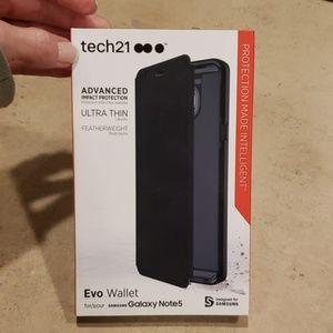 Note 5 tech 21 phone case